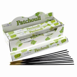 Stamford Premium Hex Wierook stokjes - Patchouli