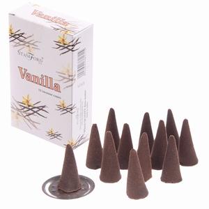 Stamford wierook kegeltjes - Vanilla