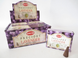 Lavender kegeltjes