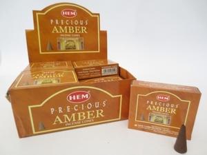 Amber kegeltjes