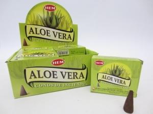 Aloe Vera kegeltjes