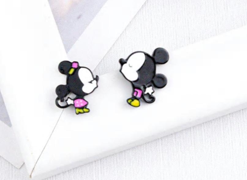 Mickey en Minnie Mouse