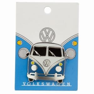 Volkswagen Emaille Button