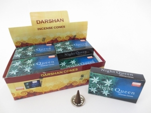 Darshan kegeltjes Night Queen
