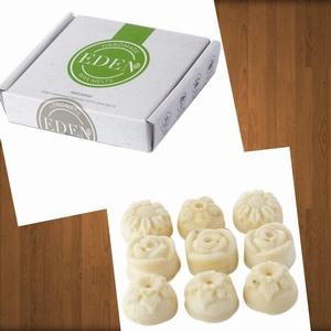 Set 9 Handgemaakte Soja Waxmelts - patchouli