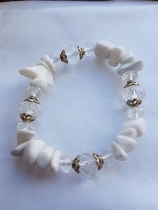 Witte steentjes