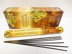 Hem Sandal Vanilla