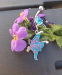 Epoxy Vlinder Blauw